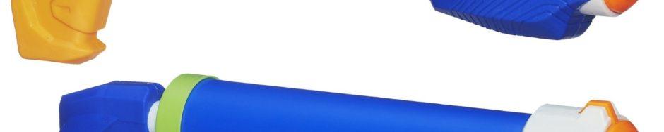 Nerf Super Soaker Tidal Tube Blaster 2-Pack