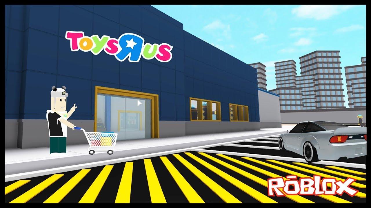 Oyuncak Mağazası Kurduk Roblox Toys R Us Tycoon Toys
