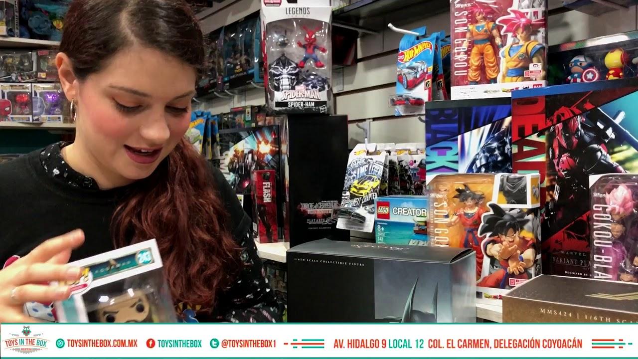 Toys In The Box Aquaman Y Hot Toys Juegos Juguetes Y