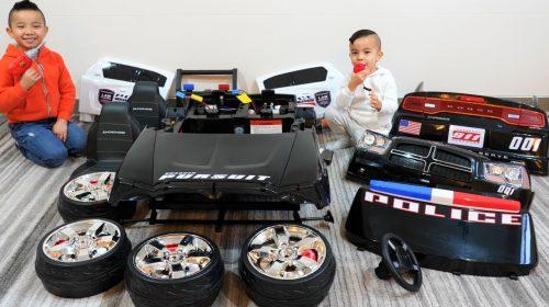 POLICE CAR Ride On Racing Fun With CKN Toys 500x280 - POLICE CAR Ride On Racing Fun With CKN Toys